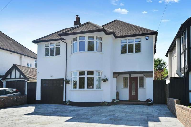 5 Bedrooms Detached House for sale in South Eden Park Road, Beckenham