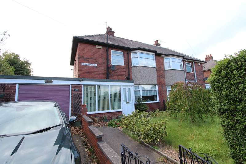 3 Bedrooms Semi Detached House for sale in Moonshine Lane, Shirecliffe