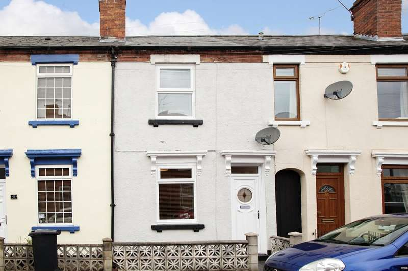 2 Bedrooms Terraced House for sale in Cecil Street, Stourbridge