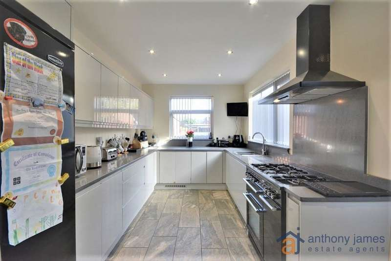 4 Bedrooms House for sale in Sussex Road, Southport, PR8 6DF