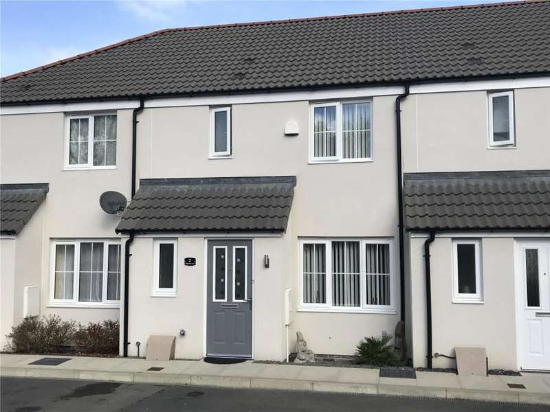 3 Bedrooms Terraced House for sale in Longkeeper Court, Liskeard