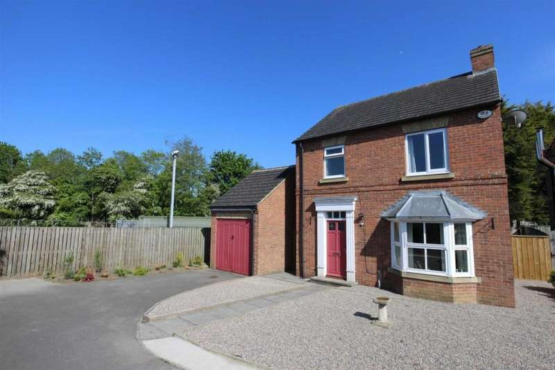 3 Bedrooms Detached House for sale in Bilsdale Close, Romanby, Northallerton