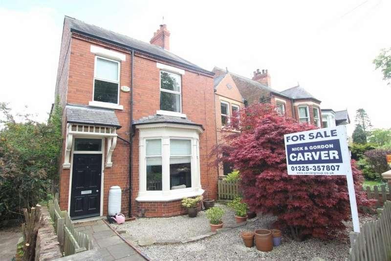 4 Bedrooms Detached House for sale in Middleton Lane, Middleton St George, Darlington