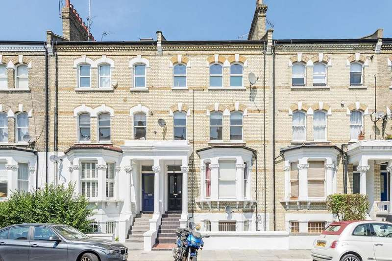 2 Bedrooms Flat for sale in Edith Road, West Kensington