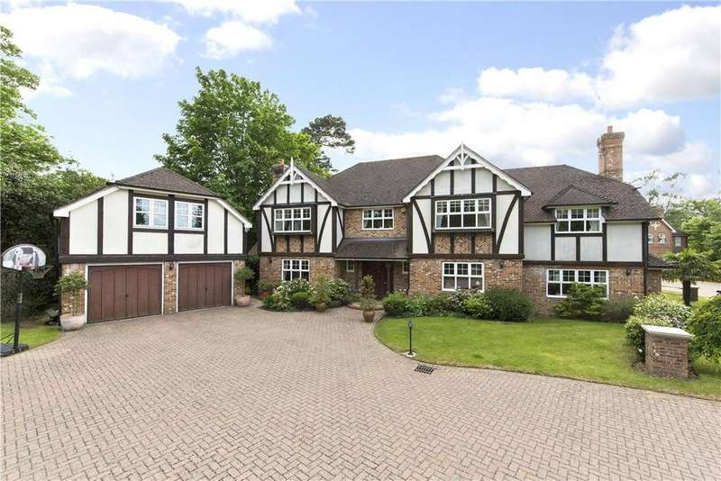 6 Bedrooms Detached House for sale in Fairmile Lane, Cobham, Surrey, KT11