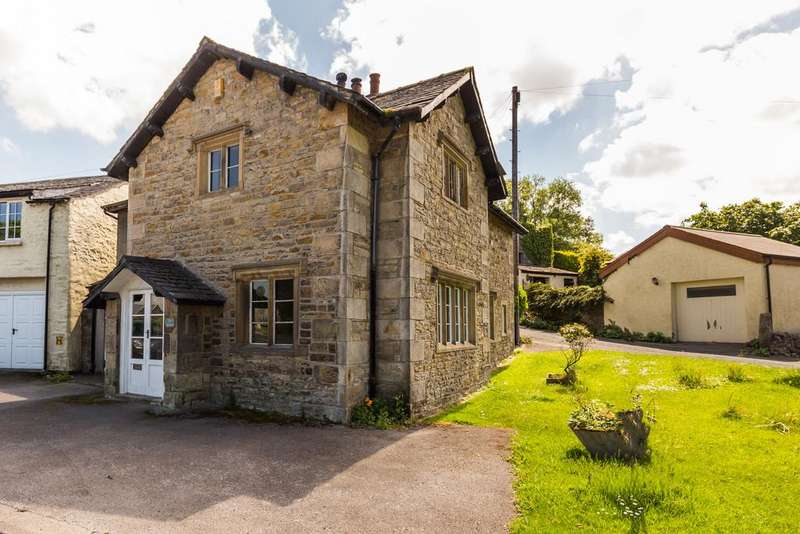 3 Bedrooms Detached House for sale in The Gables, The Green, Over Kellet, Carnforth, Lancashire, LA6 1BU