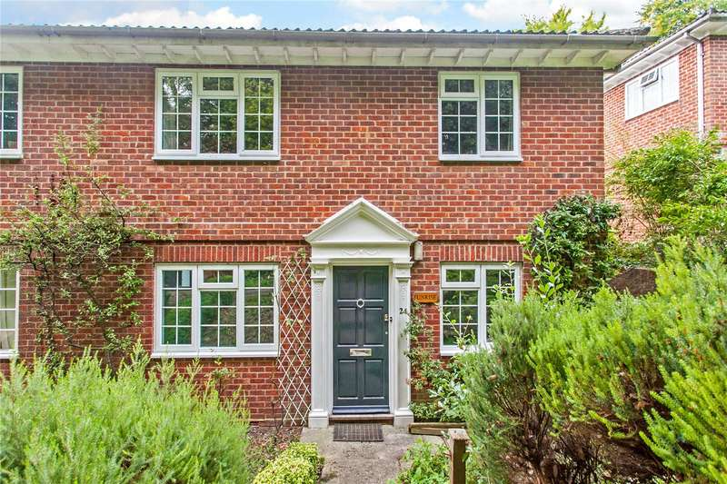 2 Bedrooms Flat for sale in Dawn Gardens, Winchester, Hampshire, SO22