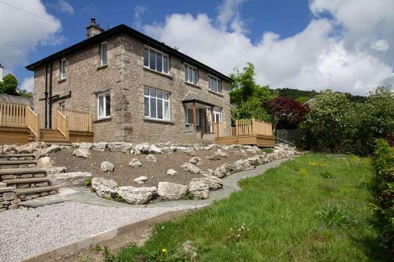 4 Bedrooms Detached House for sale in Grange Fell House, Highfield Road, Grange-Over-Sands, Cumbria, LA11 7HN
