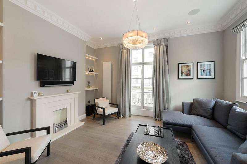 4 Bedrooms End Of Terrace House for sale in Sutherland Street, Pimlico, London