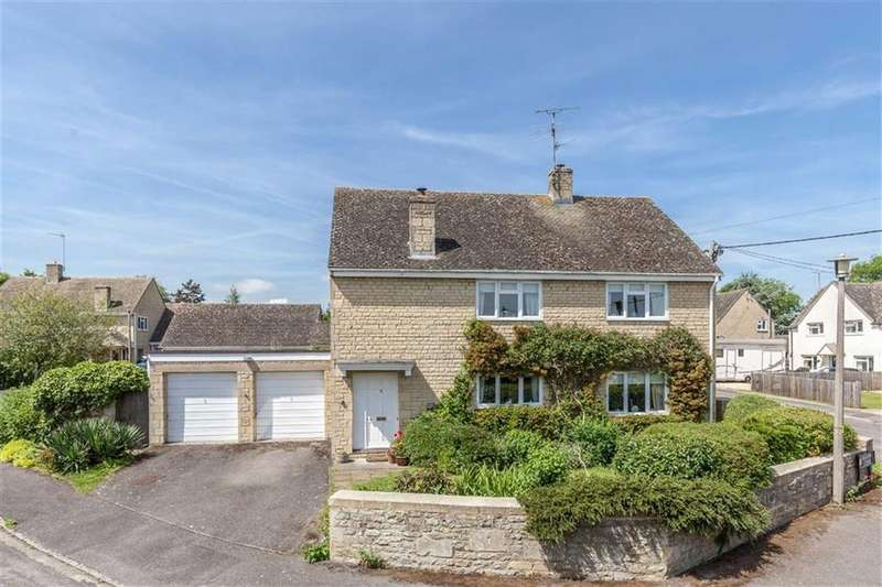 4 Bedrooms Detached House for sale in Meadow Close, Shipton-under-Wychwood, Oxfordshire