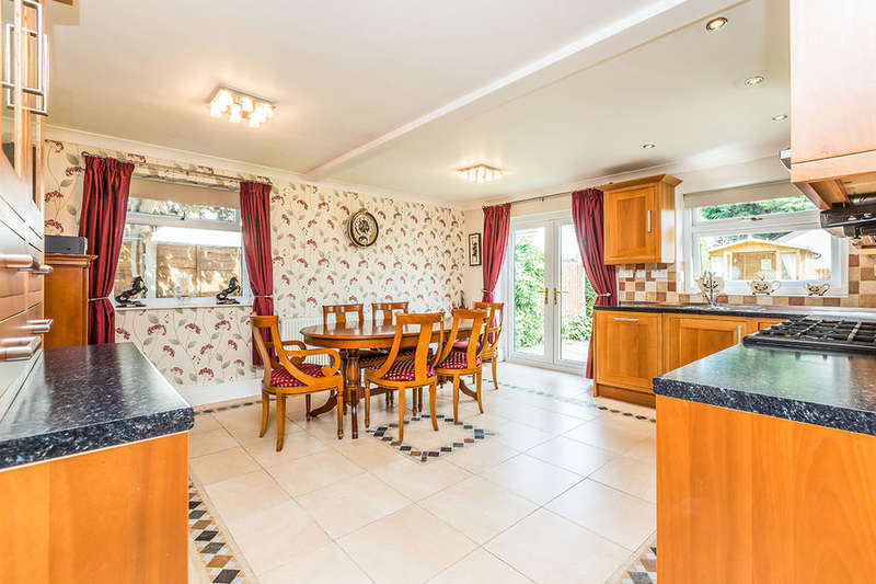 3 Bedrooms Detached Bungalow for sale in Croston Road, Farington Moss, Leyland, PR26