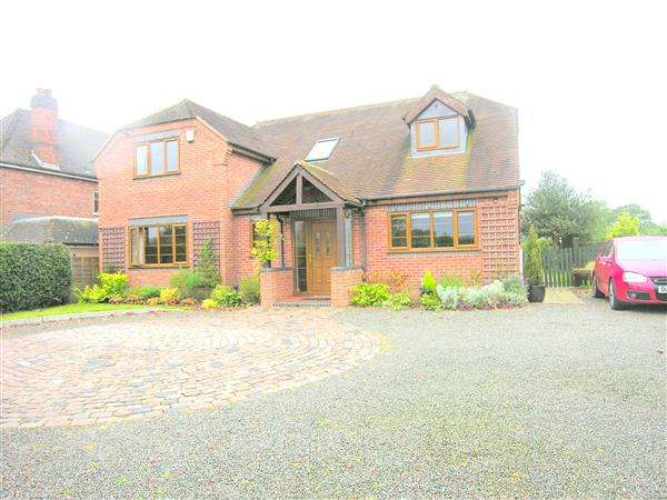4 Bedrooms Detached House for sale in Redgates, Tamworth Road, Over Whitacre