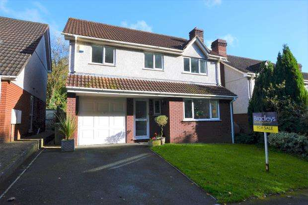 4 Bedrooms Detached House for sale in Priory Ridge, Plympton, Plymouth, Devon