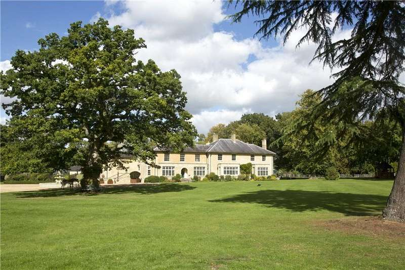 8 Bedrooms Land Commercial for sale in Lillingstone Lovell, Buckinghamshire, MK18