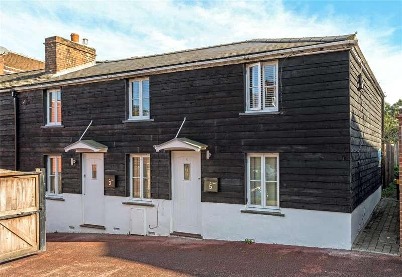 2 Bedrooms House for sale in Dawes Court, High Street, Esher, Surrey, KT10