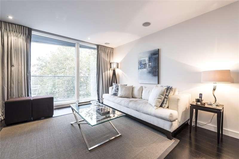 2 Bedrooms Flat for sale in Caro Point, 5 Gatliff Road, London, SW1W