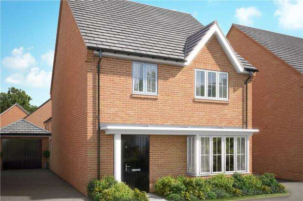 4 Bedrooms Semi Detached House for sale in Hyde End Road, Reading, Berkshire