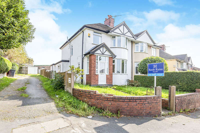 3 Bedrooms Semi Detached House for sale in High Lane, Stoke-On-Trent, ST6