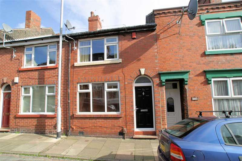 2 Bedrooms Terraced House for sale in Richmond Street, Penkhull, Stoke on Trent