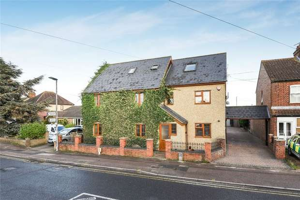 7 Bedrooms Detached House for sale in Bedford Road, Wootton, Bedford