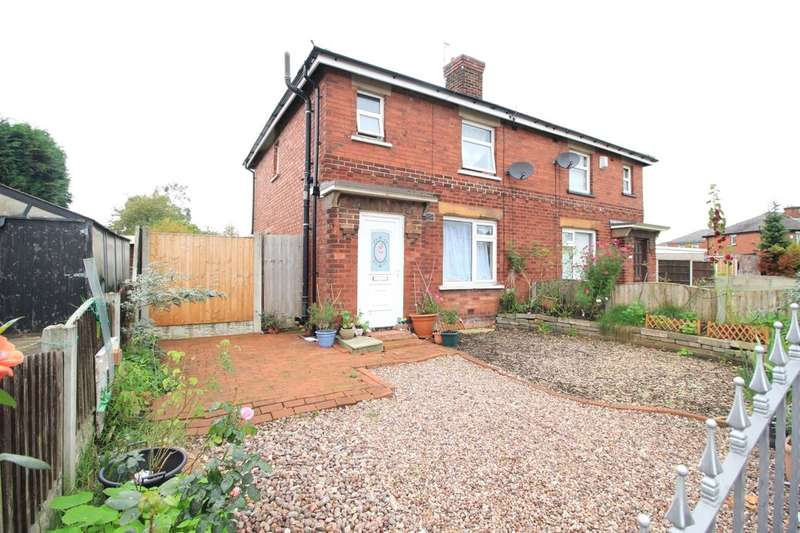 3 Bedrooms Semi Detached House for sale in Dorset Road, Atherton, Manchester, M46
