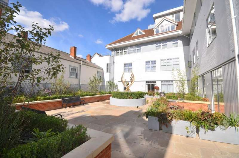 2 Bedrooms Apartment Flat for sale in High Street, Colchester, CO1 1SP