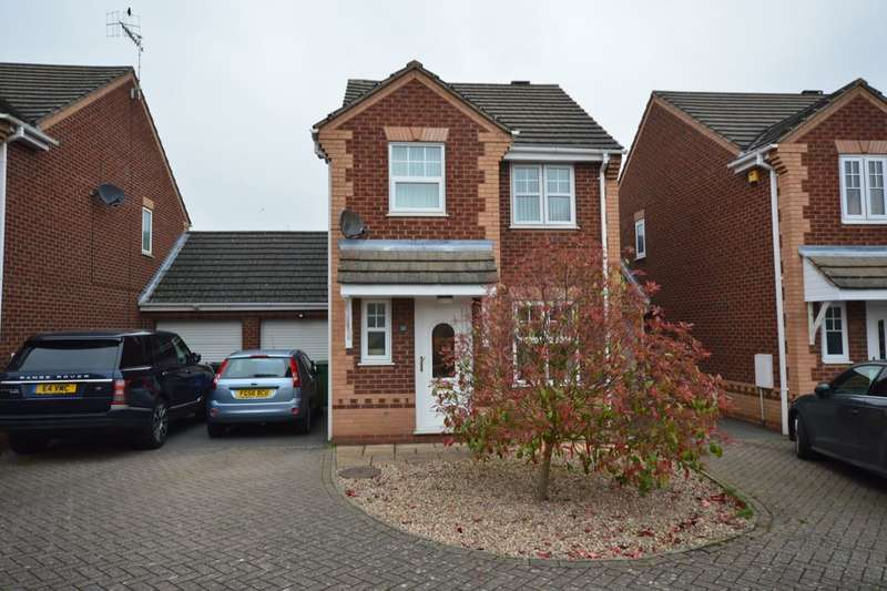 3 Bedrooms Detached House for sale in Old House Road, Chesterfield, S40
