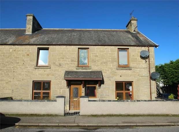 2 Bedrooms Flat for sale in Ashgrove Road, ELGIN, Moray