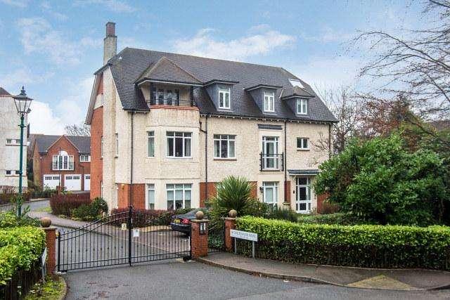 2 Bedrooms Flat for sale in Warwick House,Cheltenham Mews,Four Oaks