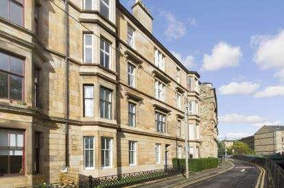 3 Bedrooms Flat for sale in Westbank Quadrant, Kelvinbridge