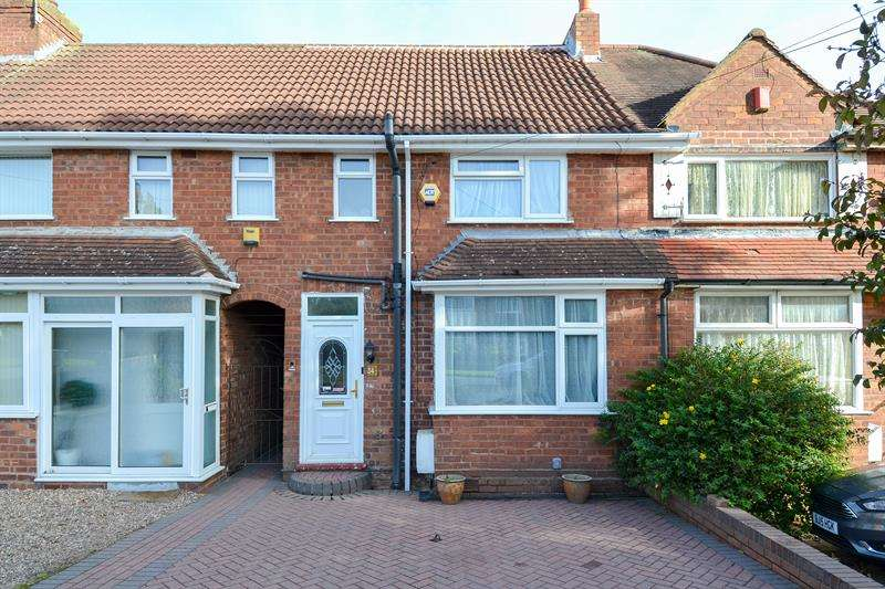 3 Bedrooms Town House for sale in Grayswood Road, Longbridge, Birmingham