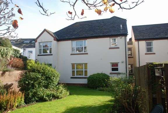 2 Bedrooms Retirement Property for sale in Brewery Lane, Sidmouth