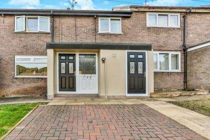 3 Bedrooms Terraced House for sale in Constable Road, Sheffield, South Yorkshire
