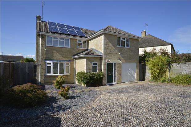 4 Bedrooms Detached House for sale in New Road, Woodmancote, GL52 9PX