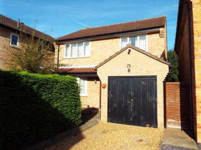 4 Bedrooms Detached House for sale in Croftfield Road, Godmanchester, Huntingdon