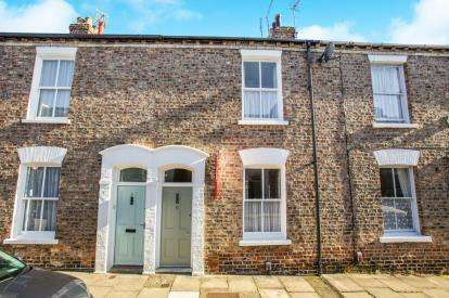 2 Bedrooms House for sale in Kyme Street, York, North Yorkshire, England