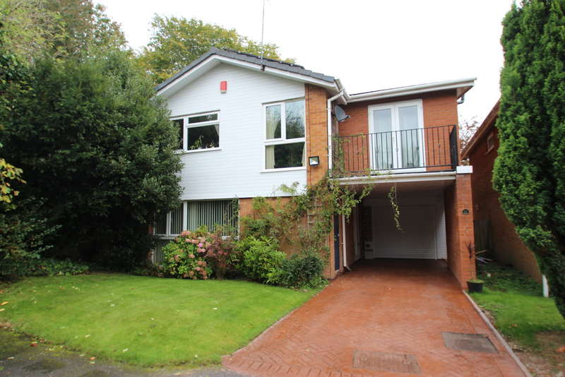 4 Bedrooms Detached House for sale in Oak Hill Drive, Edgbaston