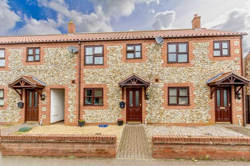3 Bedrooms Terraced House for sale in Lynn Road, Gayton