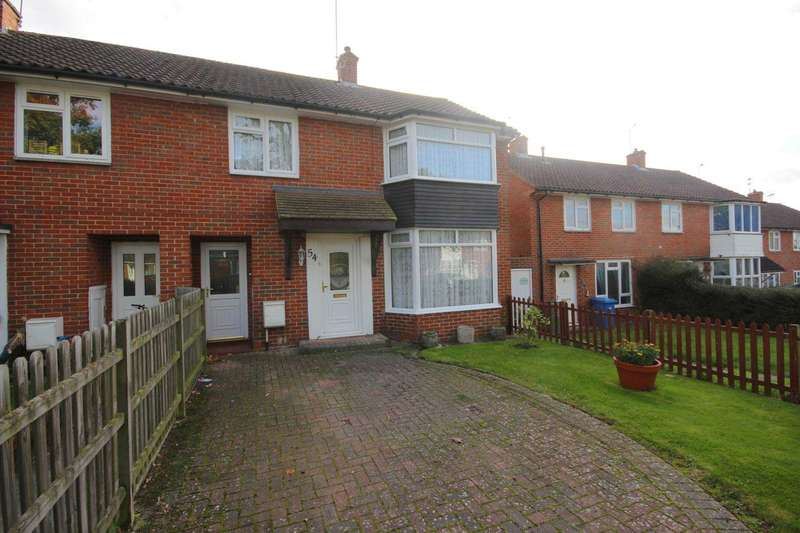 3 Bedrooms Terraced House for sale in Shepherds Lane, Priestwood