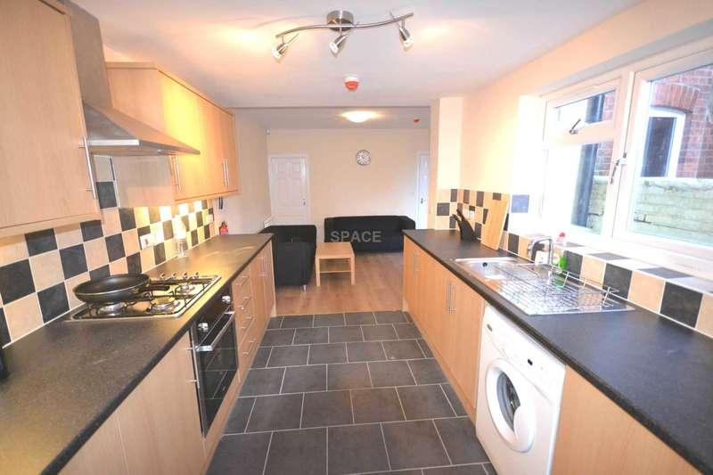 6 Bedrooms Terraced House for rent in Grange Avenue, Reading, Berkshire, RG6 1DJ