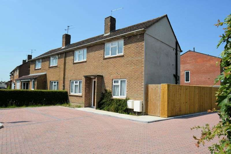 3 Bedrooms Property for sale in Mereland Road, Didcot