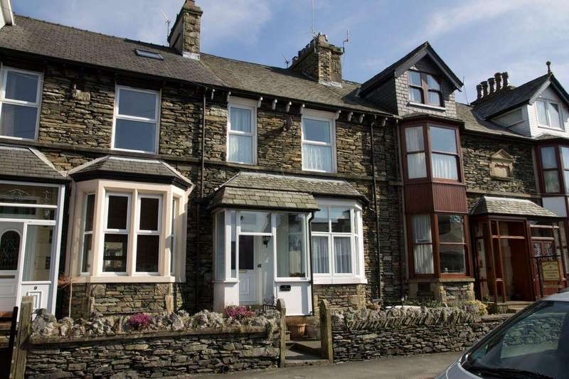 4 Bedrooms Terraced House for sale in 11 Upper Oak Street, Windermere, Cumbria, LA23 2LB