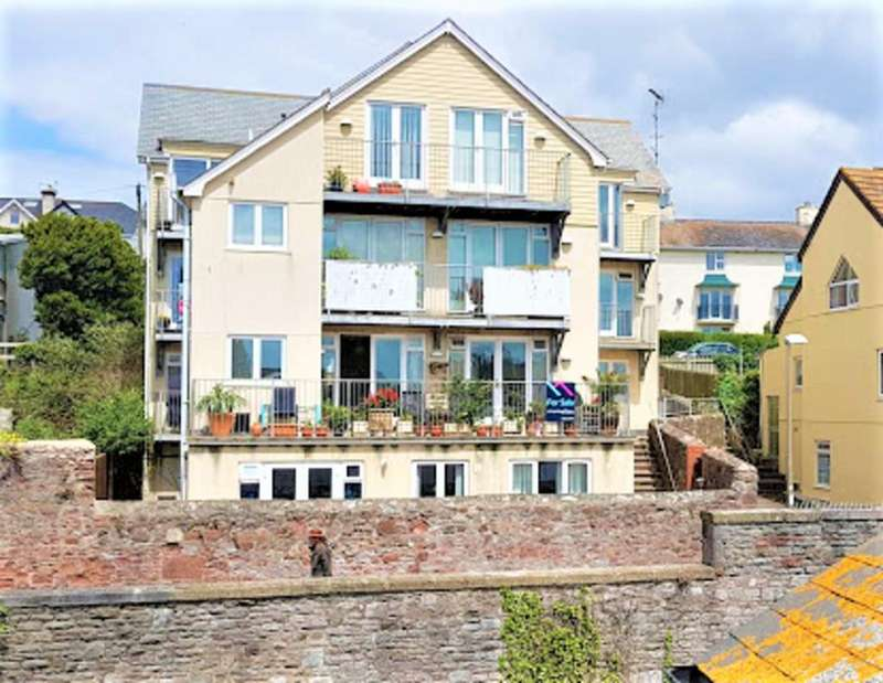 1 Bedroom Apartment Flat for sale in Clay Lane, Teignmouth, TQ14 8FW