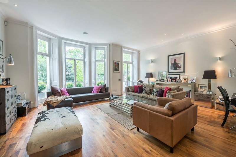 3 Bedrooms Flat for sale in St Georges Square, Pimlico, London