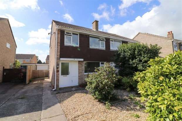 3 Bedrooms Semi Detached House for sale in Willow Road, Street