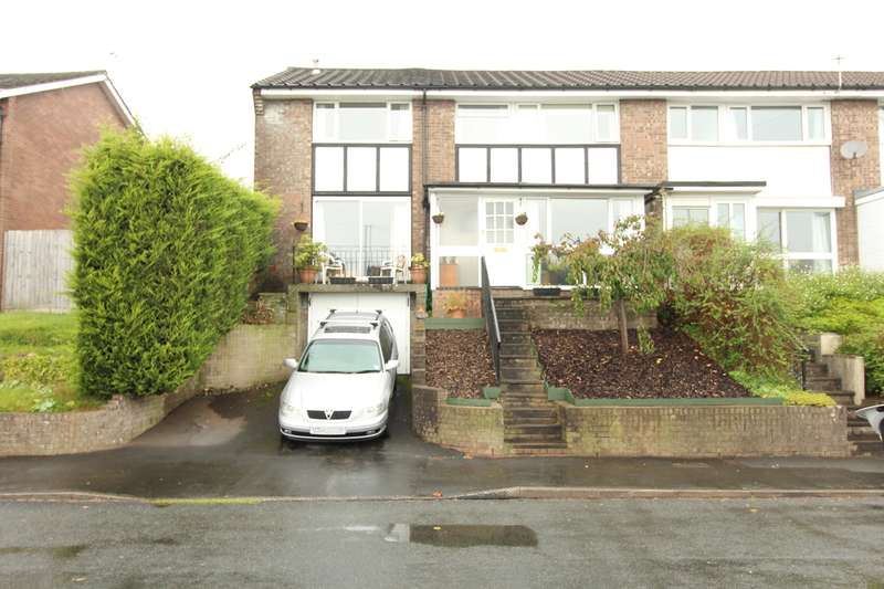 5 Bedrooms Semi Detached House for sale in Anthony Drive, Caerleon, Newport, NP18