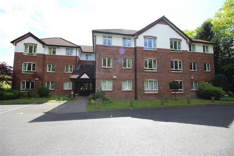 1 Bedroom Retirement Property for sale in The Hawthorns, 114 Edge Lane, Stretford