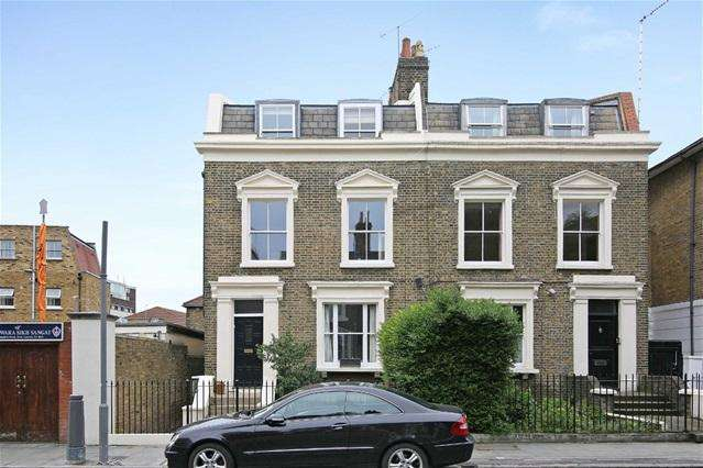 2 Bedrooms Flat for sale in Campbell Road, Bow
