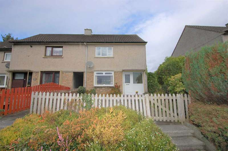 2 Bedrooms End Of Terrace House for sale in Primrose Avenue, Rosyth