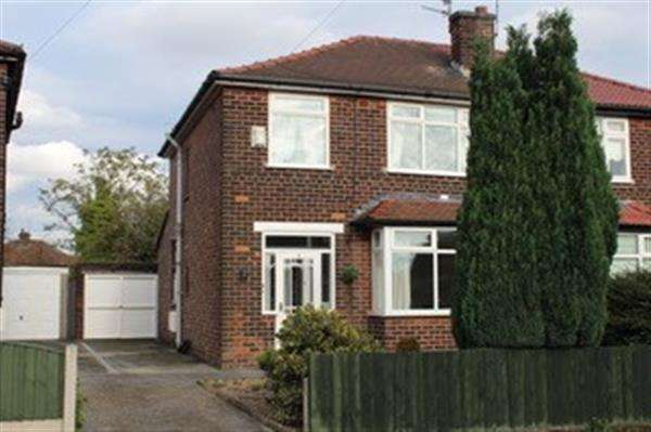 3 Bedrooms Semi Detached House for sale in Walmersley Road, Manchester